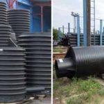 Чертеж водопроводного колодца – разные варианты для разных целей