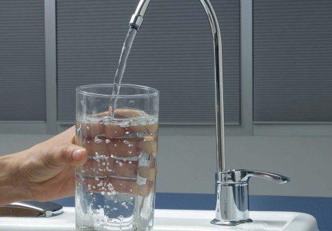 Для сравнения необходимо запастись чистой водой