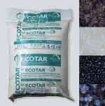Если в воде из скважины много железа можно попробовать воспользоваться смесью ионообменных смол – Экотар-А – одна из них