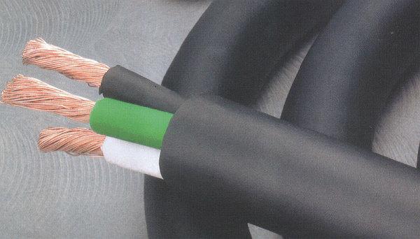 Гибкий силовой кабель для насоса