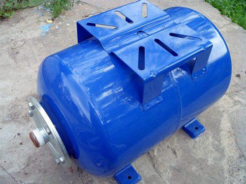 Гидроаккумулятор для насосной станции.