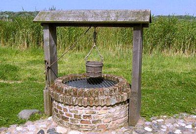 Колодец - самый экономичный способ обеспечить воду на дачном участке
