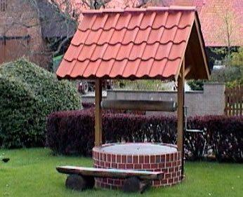 Колодезная крыша