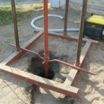 Бурение скважин на воду малогабаритной установкой: советы специалистов