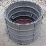 Полимерные кольца для колодца: свойства и особенности установки