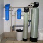 Какие фильтры для очистки воды для колодца используют