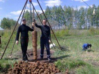 Скважина на 30 метров своими руками