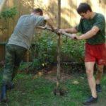 Как пробурить скважину в мягком грунте