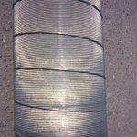 Фильтровая сетка для скважин – особенности данного узла