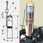 Схема подключения скважинного насоса: несколько альтернативных вариантов