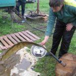 Как промыть скважину от песка и ила самостоятельно