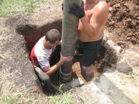 Обеспечить участок водой можно и самостоятельно