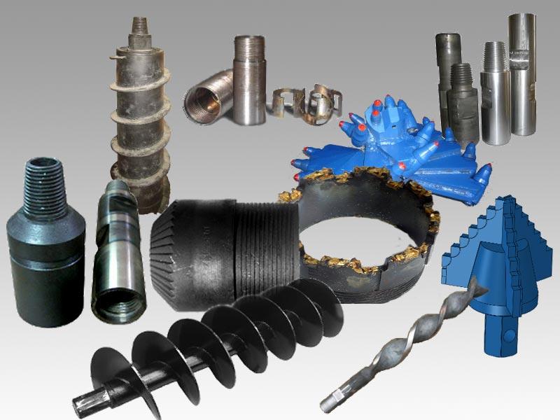 Оборудование и дополнительные элементы скважины