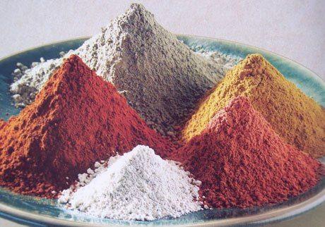 Подготавливаем глину