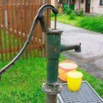 Абиссинский колодец для решения проблемы с водой на загородном участке