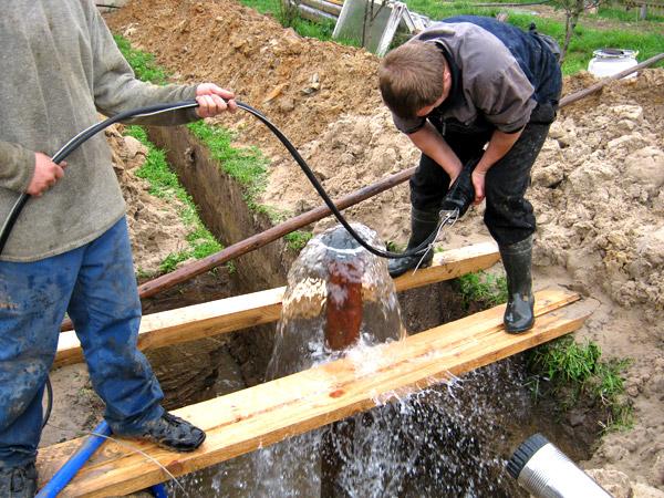Раскачка скважин после бурения – обязательный этап работ.
