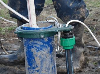 Регулярная очистка от песка и ила продлит срок службы конструкции