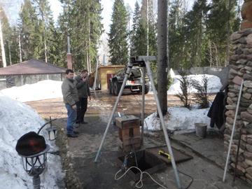 Ремонт артезианских скважины на воду специалистами