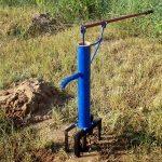 Ручной насос для скважины