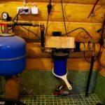 Водопровод в частном доме из колодца – простое решение сложных проблем