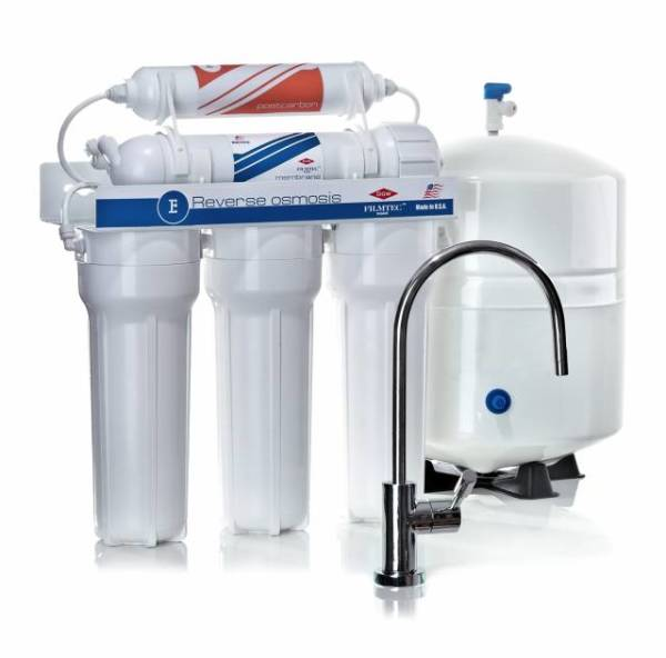 Сорбционные фильтры для очистки воды из колодцев на основе активированного угля
