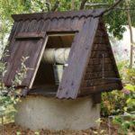 Как сделать домик для колодца – руководство к действию