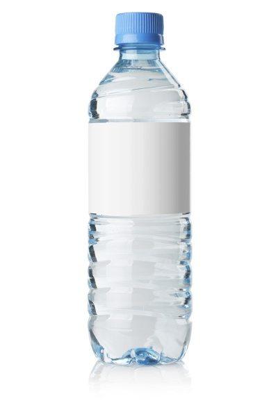Тара для воды должна быть чистой
