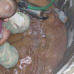 Как пройти плывун в колодце: особенности обустройства и эксплуатации источников на сложных грунтах