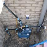 Устройство водоснабжения дома из скважины