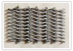 Вариант плетения сетки.