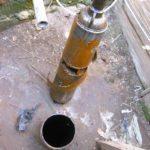 Как выполняется замена насоса в скважине