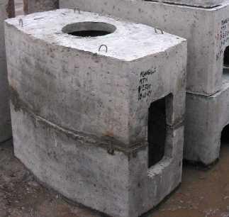 Бетонные варианты для канализации