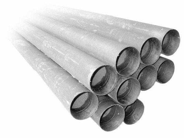 Долговечность стальной трубы обеспечивается толщиной ее стенок.