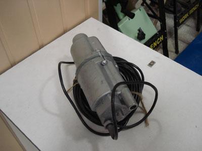 Электронный глубинный агрегат Малыш производительностью 432 л/г.