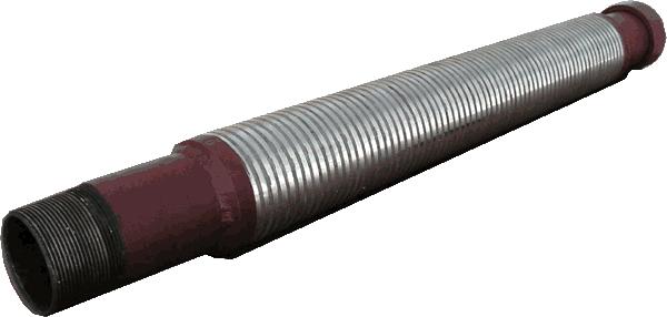 Фото промышленной колонны.