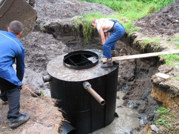 Гидроизоляция канализации