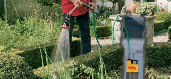 Использование воды из колодца для полива