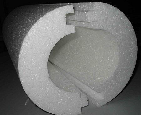 Используем материал подходящей формы.