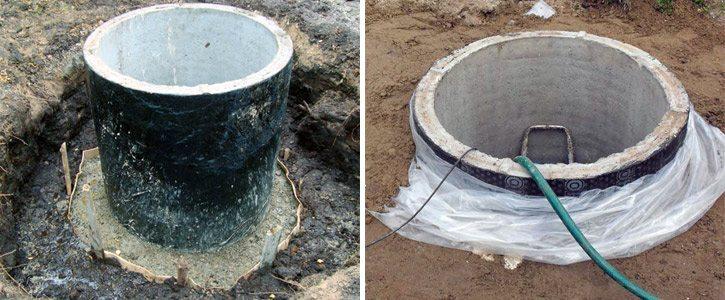 Как правильно сделать гидроизоляцию фундамента рубероидом