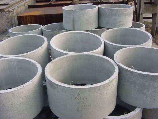 Кольца на колодец предназначены для укрепления шахты ствола.