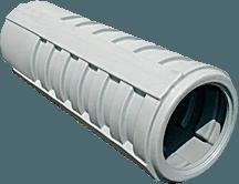 Крупногабаритный пластиковый канализационный колодец с дном 1800 мм для больших трубопроводов