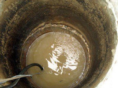 Мутная вода требует обязательной фильтрации