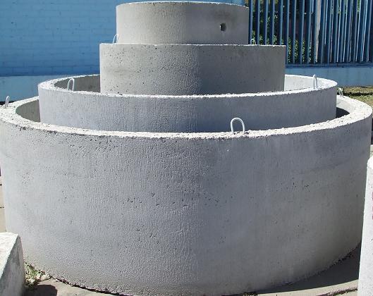 На фото: можно подобрать элементы различной ширины и высоты – все зависит от того, где будут применяться кольца