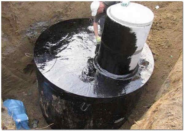 Наружная гидроизоляция требует выполнения земляных работ