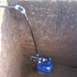 Насосная станция для проведения воды в дом из скважины