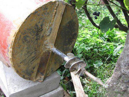 Ножи и направляющий наконечник – важные части устройства