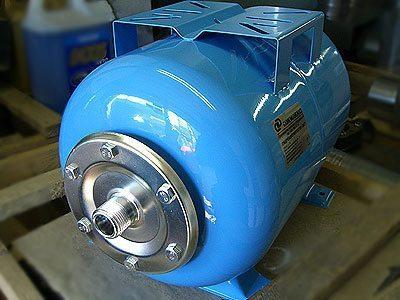 Образец гидроаккумулятора