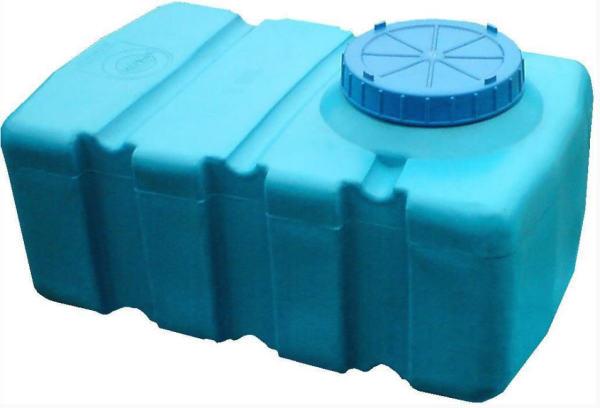 Образец полиэтиленового контейнера