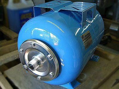 Пример подходящего гидроаккумулятора
