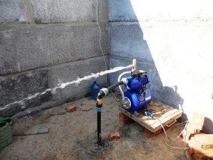 Прокачка скважины эрлифтом